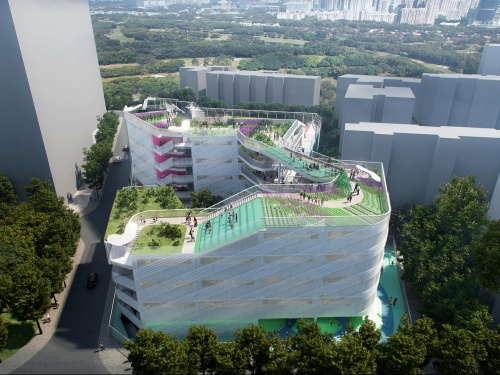 Shenzhen Wuzhou Primary School won the bid