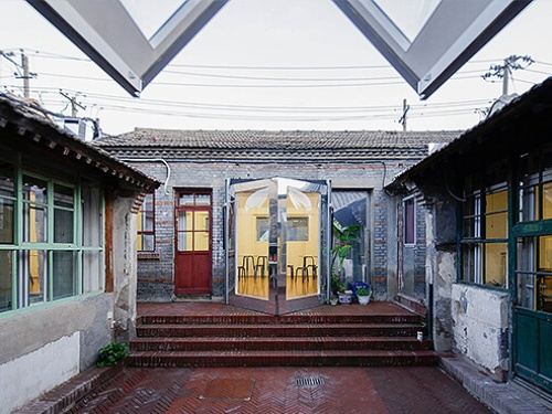 COURTYARD HOUSE PLUGIN