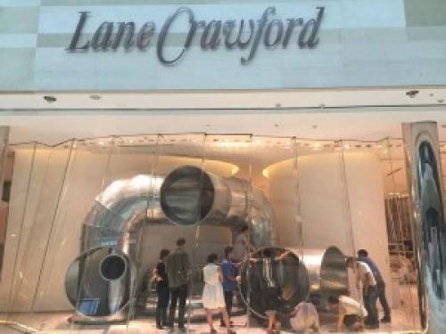 Lane Crawford Opening