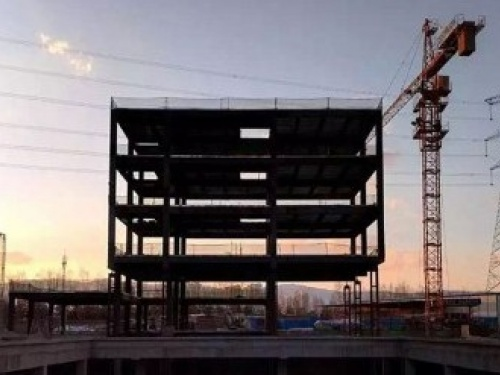 RH Communtiy Center Structure