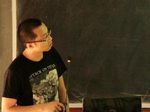 Lecture at Chongqing University