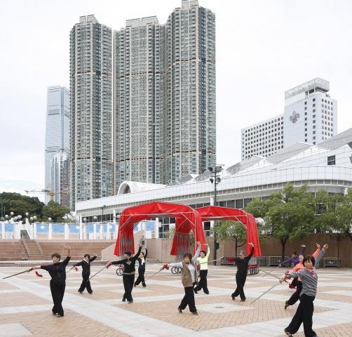 众行顶在香港