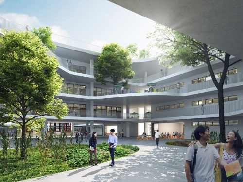 SONGSHAN LAKE FUTURE SCHOOL